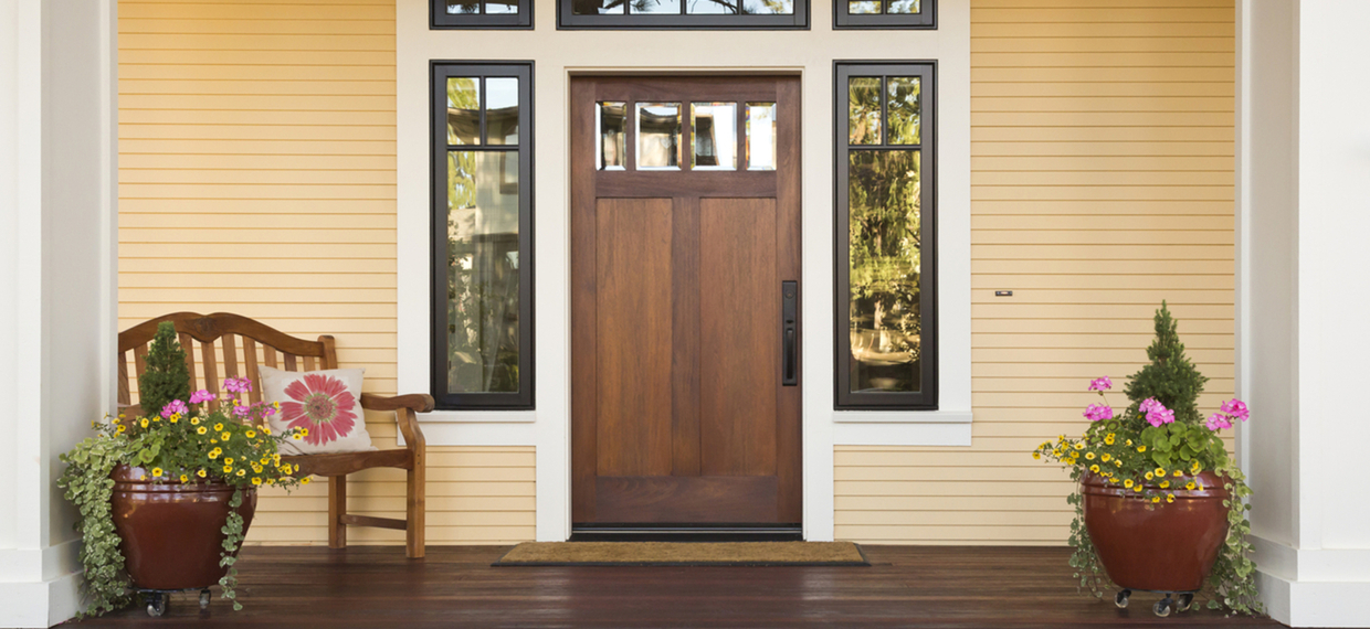 Exterior Doors in Sioux Falls, South Dakota