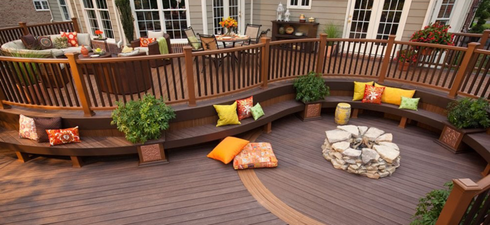 Decking in Sioux Falls, South Dakota