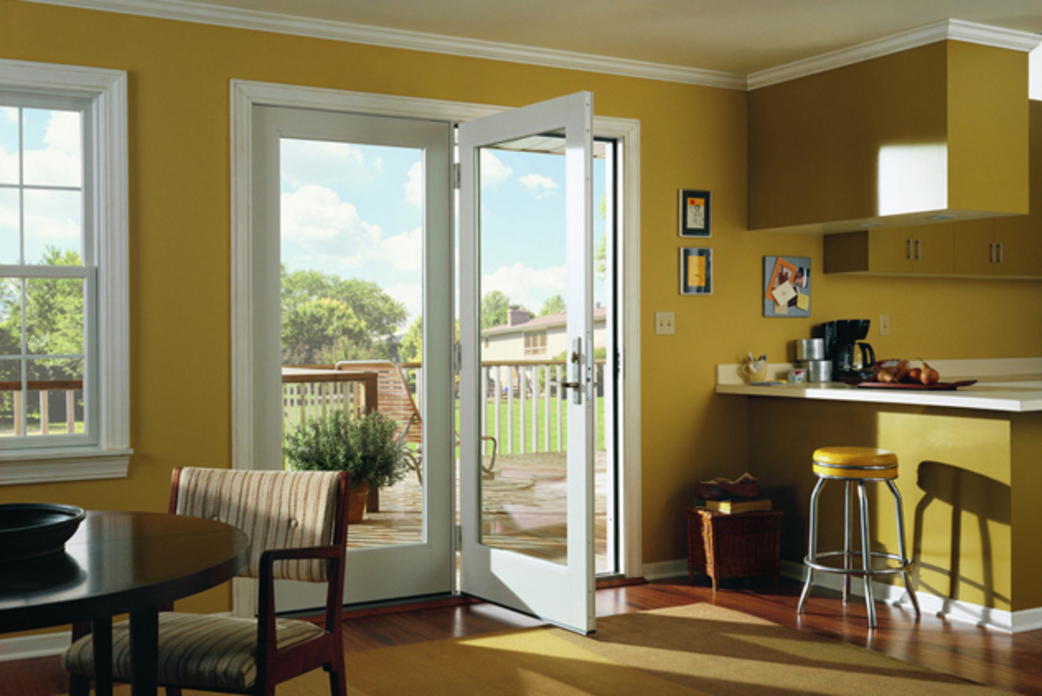Residential Doors from Schoeneman's