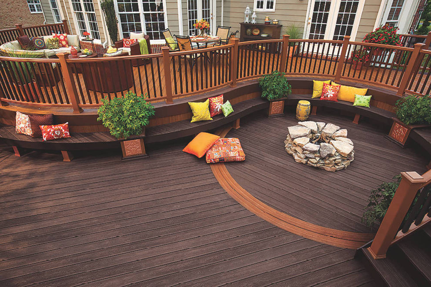 TREX Decking in Sioux Falls, South Dakota