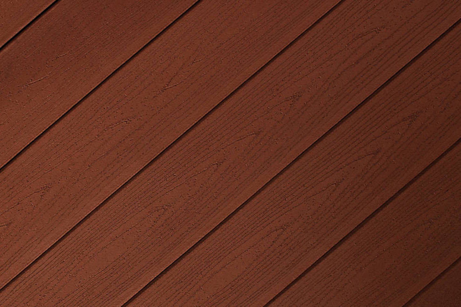 TREX Brown Wood Decking